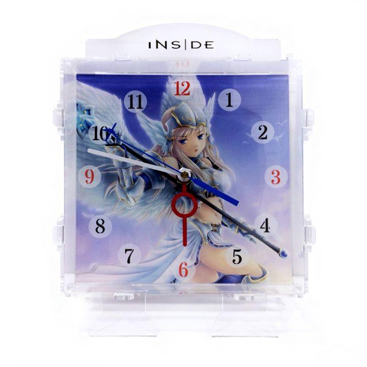 アクリル時計(50個/1種類当から受付)