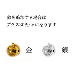 こちらは別途料金(¥30/個)になります。