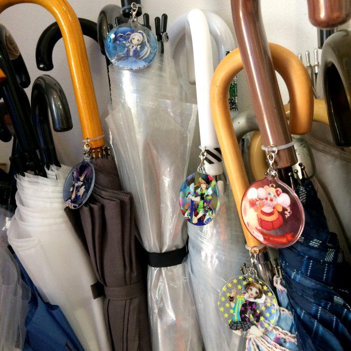 傘チャーム(100個/1種類当から受付)